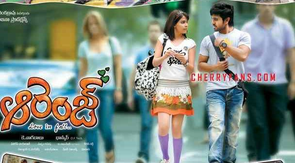 Orange hindi dubbed telugu movies