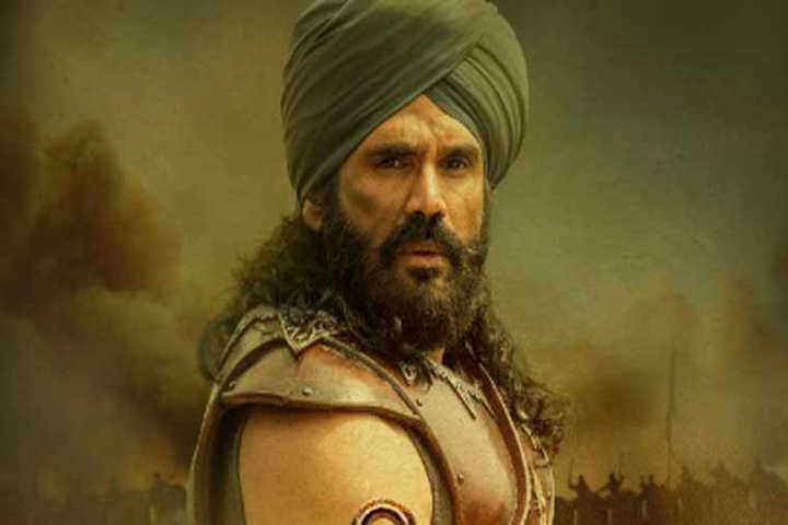 marakkar movie suniel shetty 1