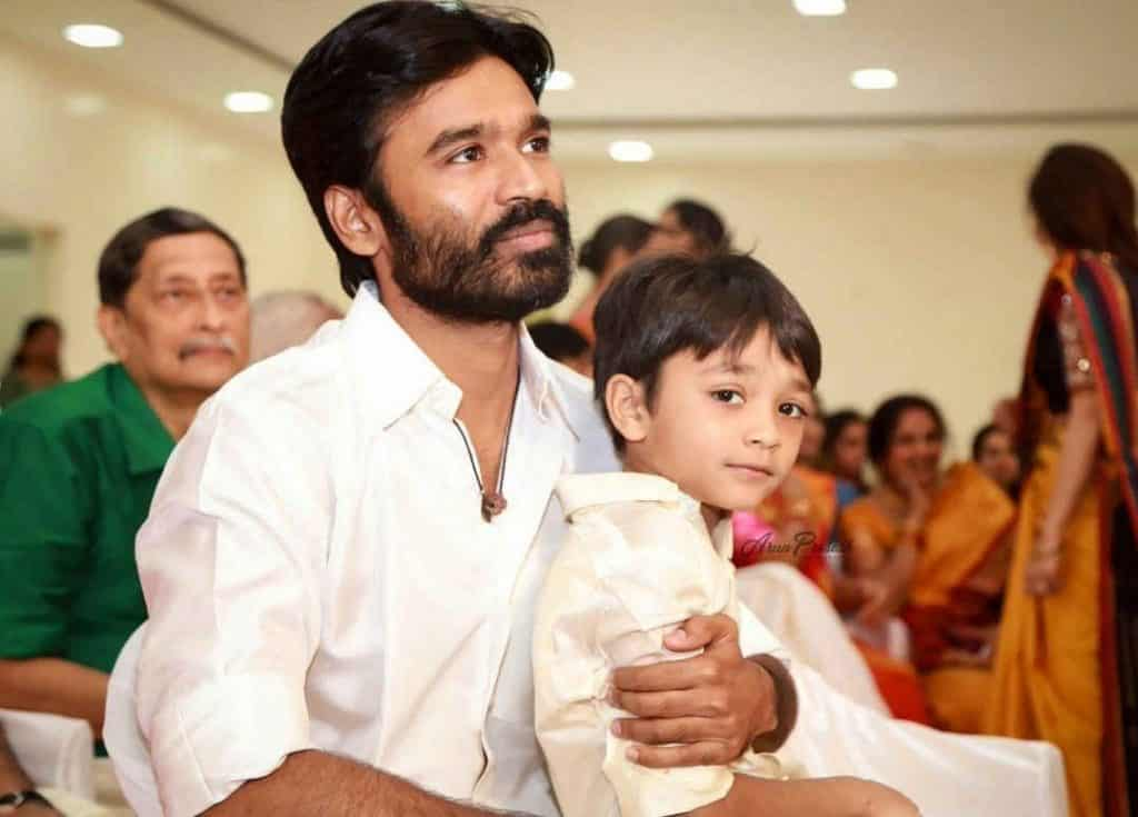 Dhanush Biography family