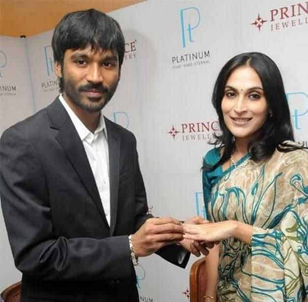 Dhanush Biography with women