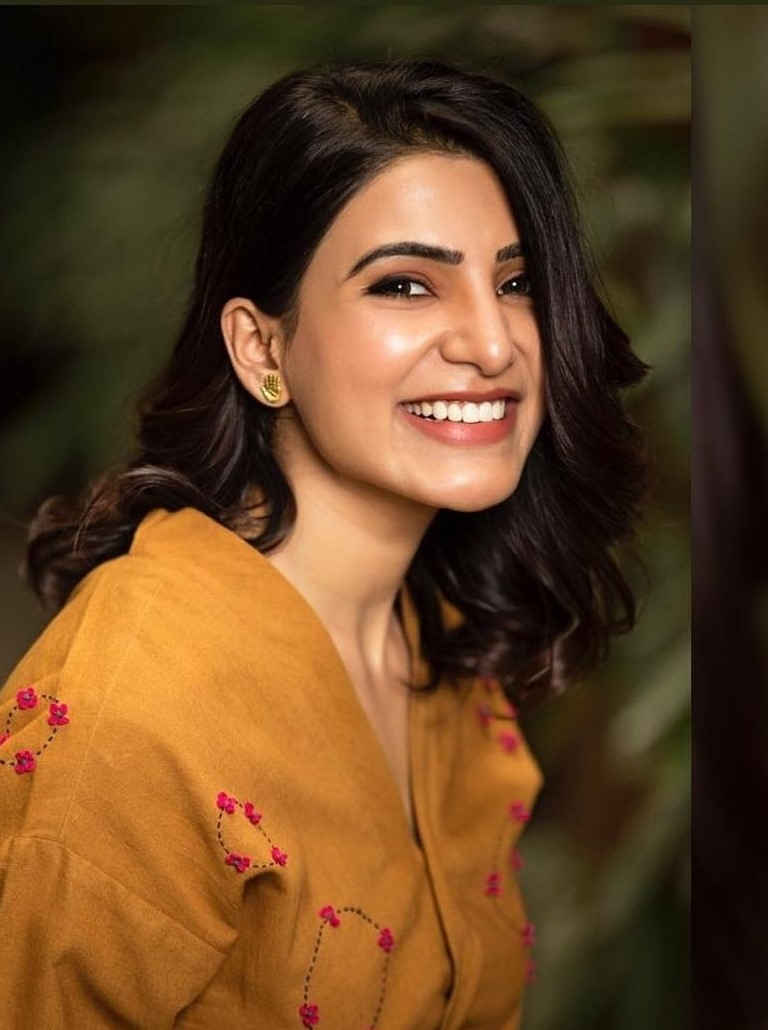 Samantha Biography