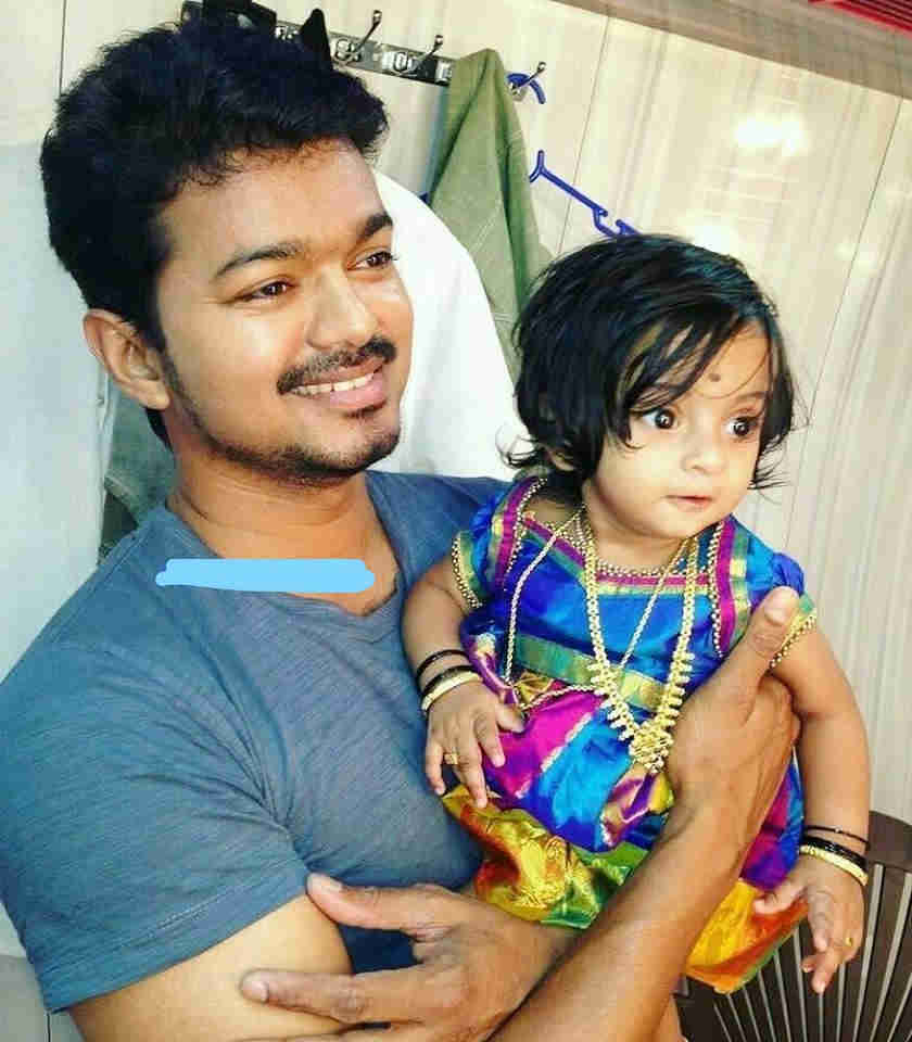 Vijay Biography children