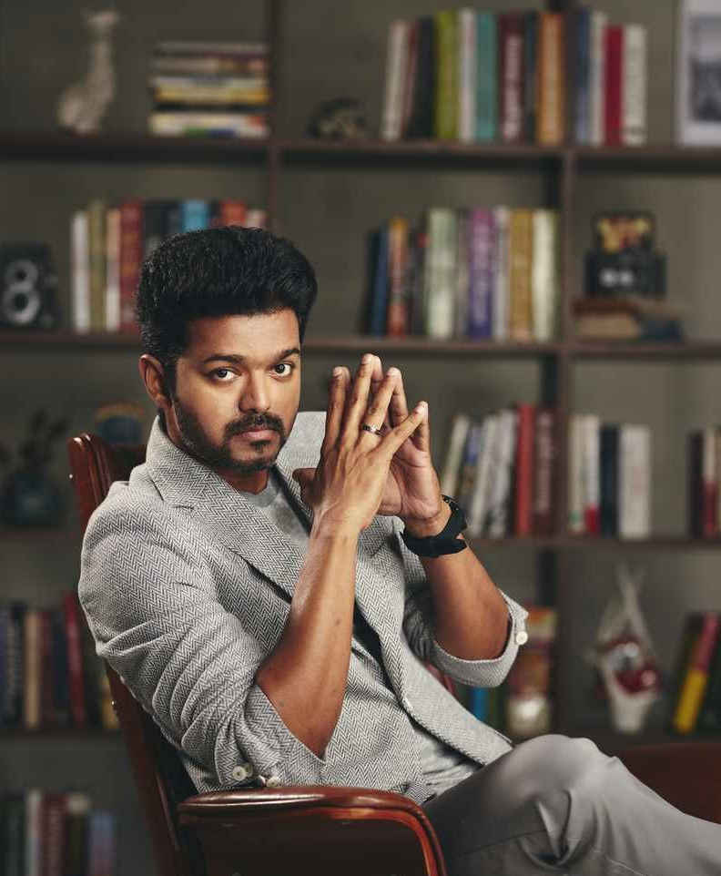 Vijay Biography