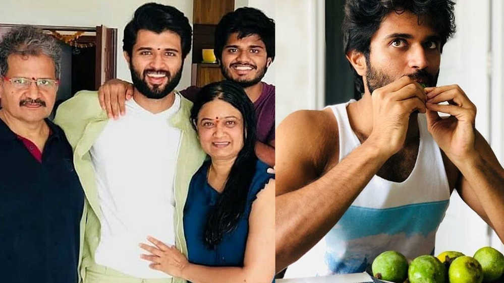 Vijay Devarakonda Biography family