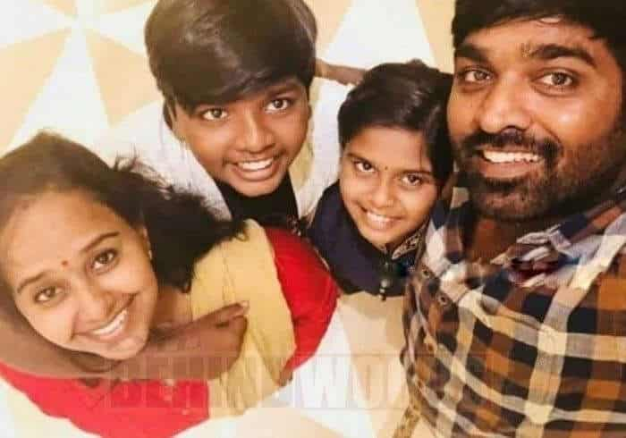 Vijay Sethupathi Biography family