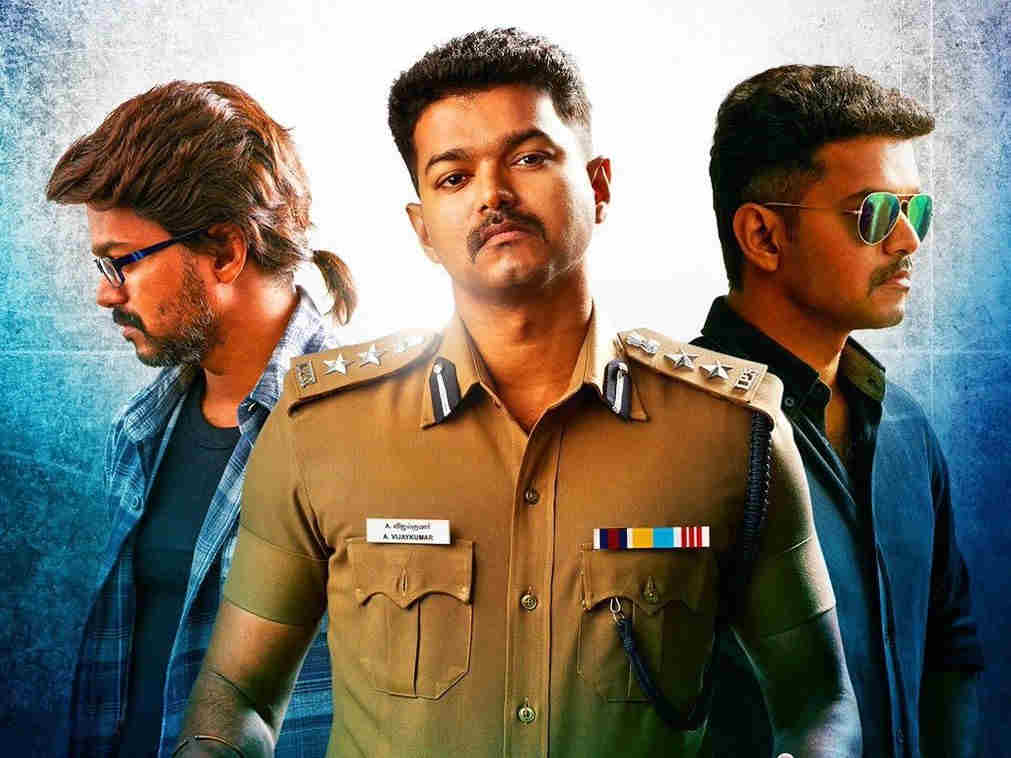 theri tamil movies poster