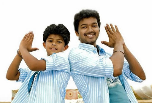 vijay-biography-son