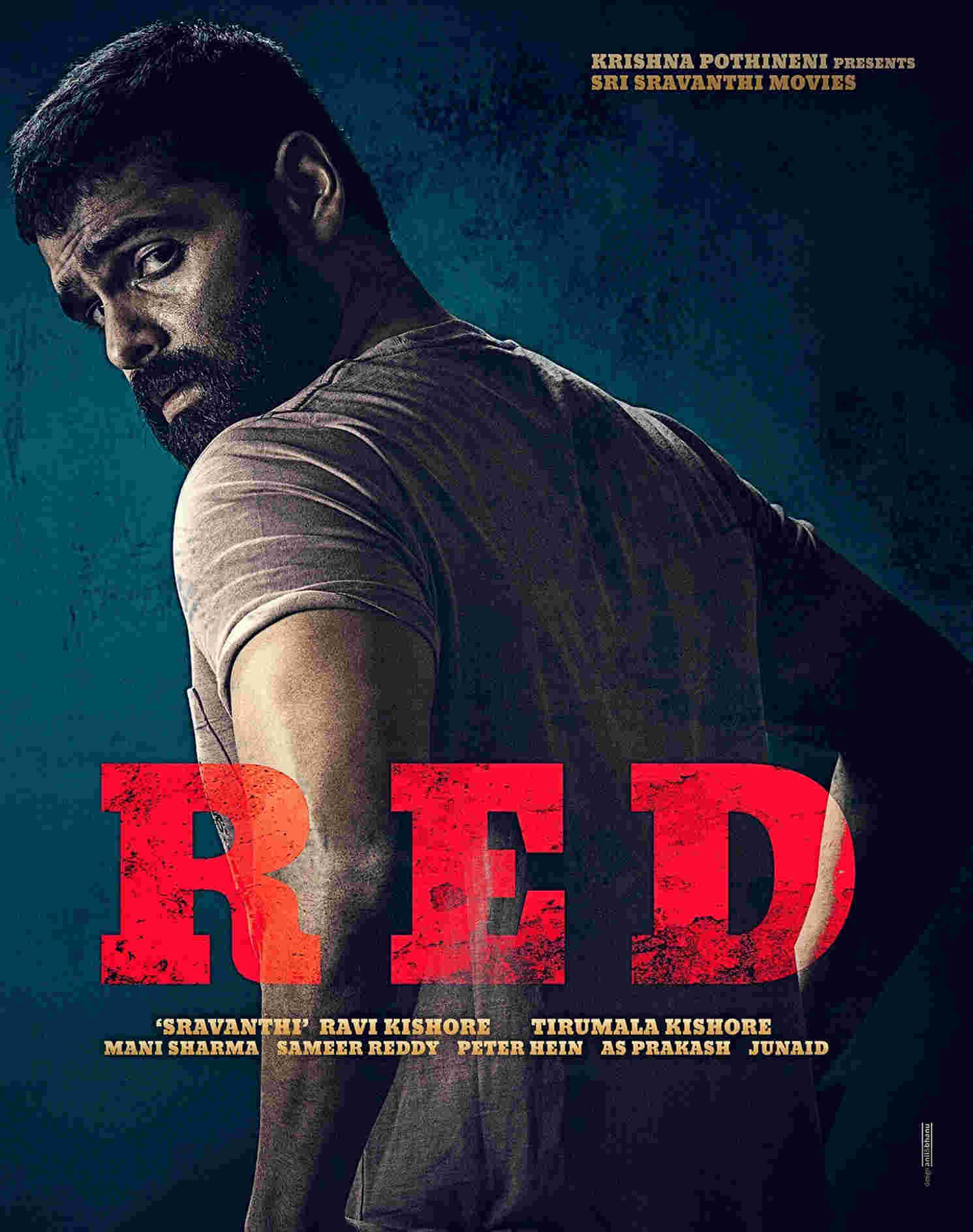 RED-Telugu-Movie-posters