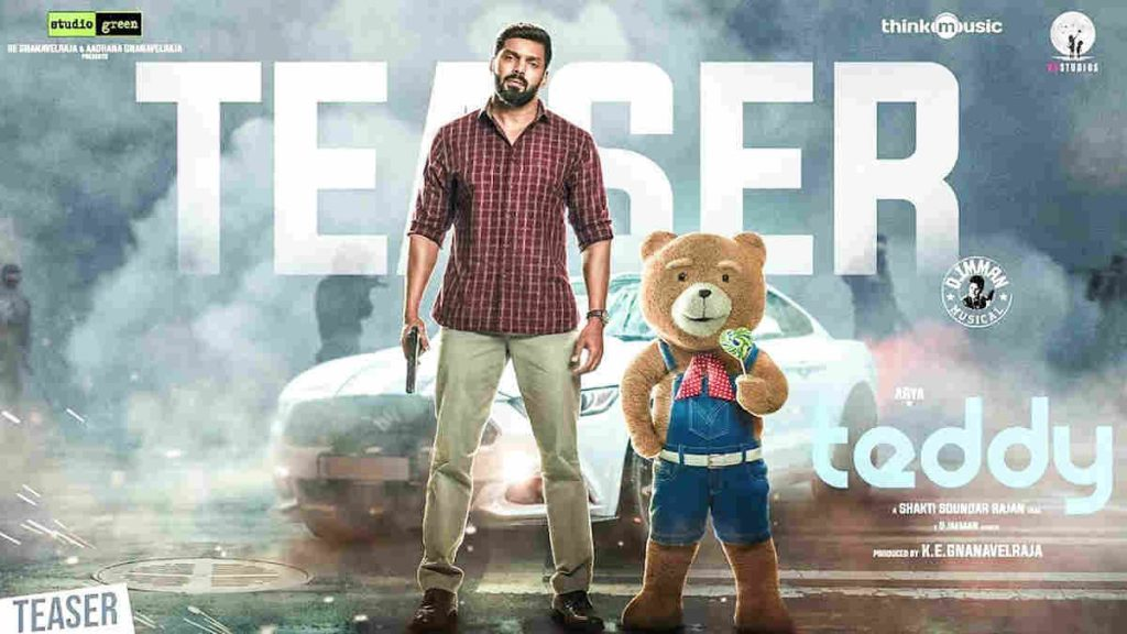 Teddy Tamil Movie