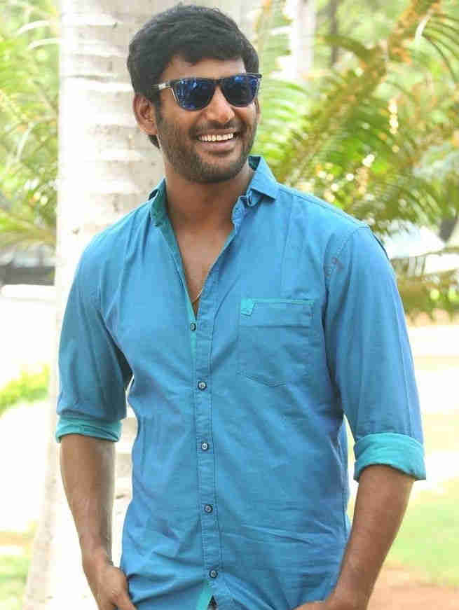Vishal Reddy south actor