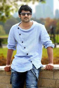 Prabhas social media account