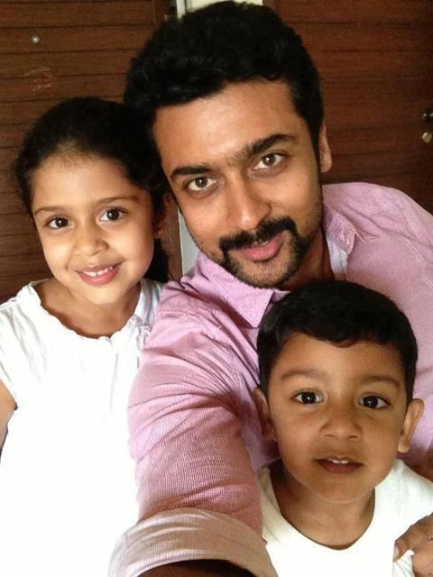 surya children
