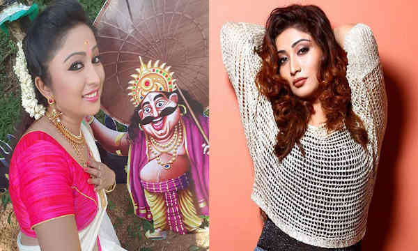 Archana Suseelan pictures