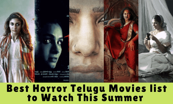 Horror Telugu Movies