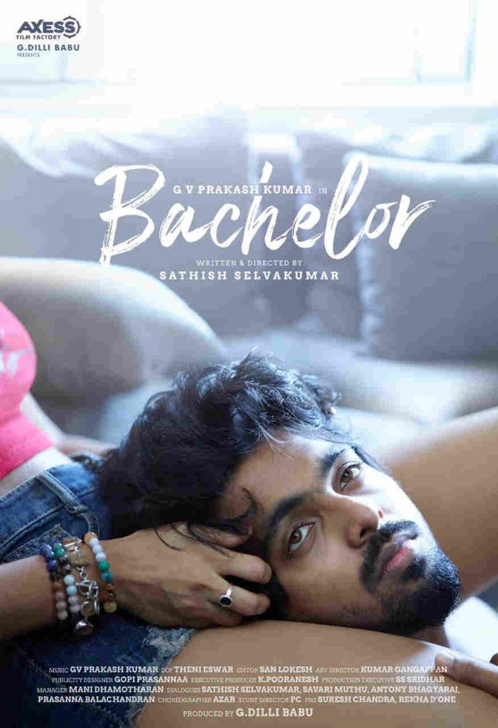 bachelor tamil movie poster