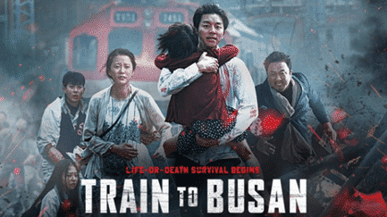 The remake of Train to Busan in Hollywood